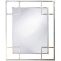 Lois Rectangular Framed Wall Mirror