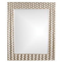 Cabrera Rectangular Framed Wall Mirror