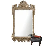Marquette Rectangular Framed Floor Mirror