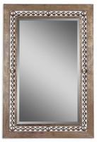 Fidda Antique Silver Mirror
