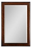 Healy Rustic Bronze Mirror