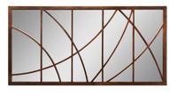 Loudon Large Bronze Mirror