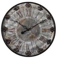 Artemis Antique Wall Clock
