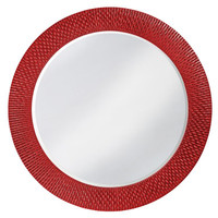 Bergman Mirror - Glossy Red