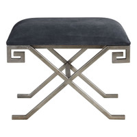 Liddell Indigo Blue Small Bench