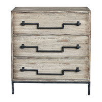 Jory Aged Ivory Accent Chest