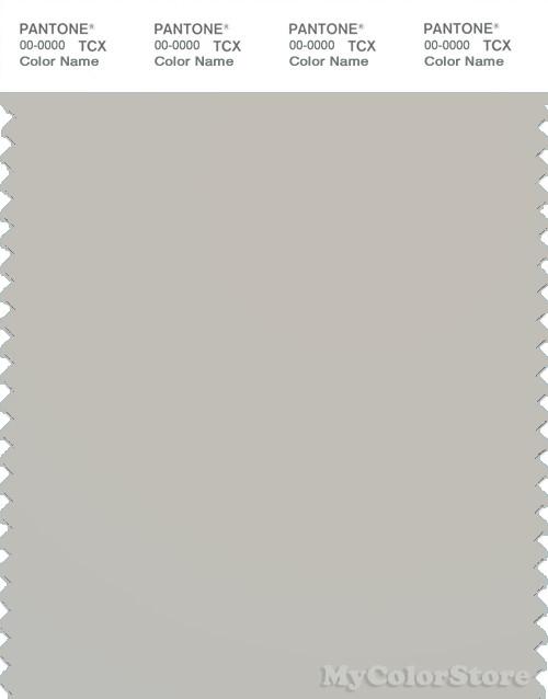 PANTONE SMART 14-4500X Color Swatch Card, Moonstruck