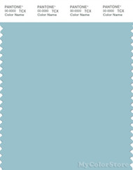 PANTONE SMART 14-4510X Color Swatch Card, Aquatic