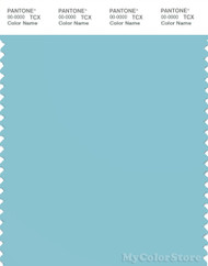 PANTONE SMART 14-4511X Color Swatch Card, Gulf Stream