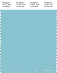 PANTONE SMART 14-4511X Color Swatch Card, Gulf Stream