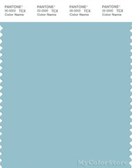 PANTONE SMART 14-4512X Color Swatch Card, Porcelain Blue