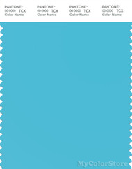 PANTONE SMART 14-4522X Color Swatch Card, Bachelor Button