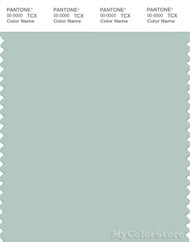 PANTONE SMART 14-4807X Color Swatch Card, Surf Spray