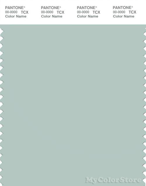 PANTONE SMART 14-4807X Color Swatch Card, Surf Spray