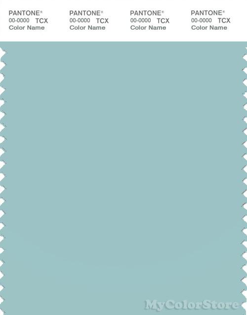 PANTONE SMART 14-4810X Color Swatch Card, Canal Blue