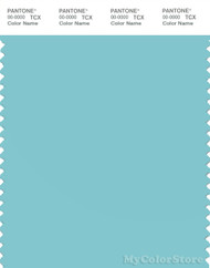 PANTONE SMART 14-4814X Color Swatch Card, Angel Blue