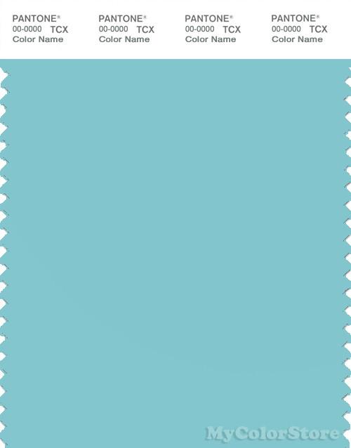PANTONE SMART 14-4814X Color Swatch Card, Angel Blue