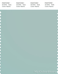 PANTONE SMART 14-4908X Color Swatch Card, Harbor Gray