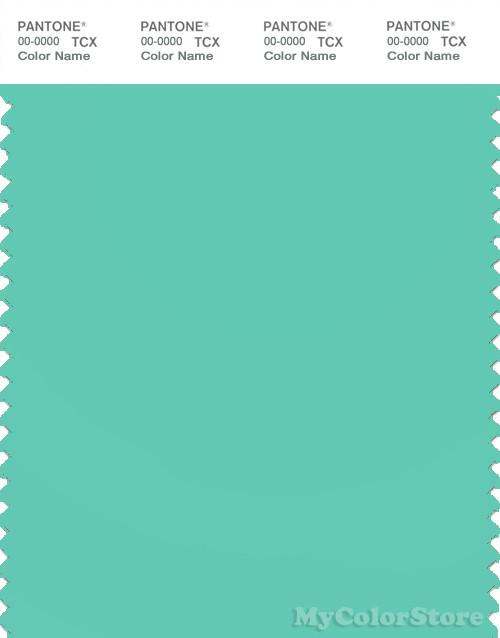 PANTONE SMART 14-5416X Color Swatch Card, Bermuda