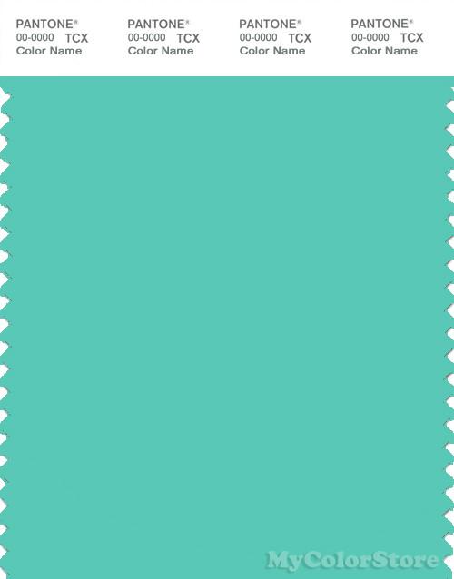 PANTONE SMART 14-5420X Color Swatch Card, Cockatoo