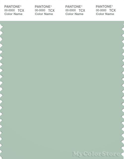 PANTONE SMART 14-5707X Color Swatch Card, Aqua Foam