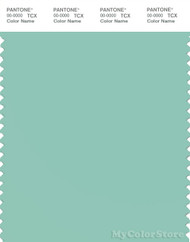 PANTONE SMART 14-5711X Color Swatch Card, Ocean Wave