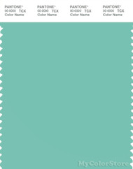 PANTONE SMART 14-5713X Color Swatch Card, Cascade