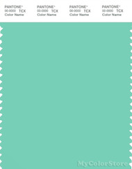 PANTONE SMART 14-5718X Color Swatch Card, Opal