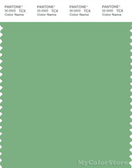 PANTONE SMART 14-6327X Color Swatch Card, Zephyr Green