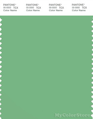 PANTONE SMART 14-6329X Color Swatch Card, Absinthe Green
