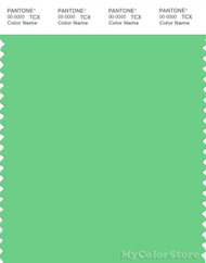 PANTONE SMART 14-6340X Color Swatch Card, Spring Boquet