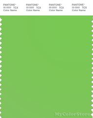 PANTONE SMART 15-0146X Color Swatch Card, Green Flash
