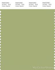 PANTONE SMART 15-0326X Color Swatch Card, Tarragon