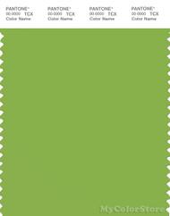 PANTONE SMART 15-0343X Color Swatch Card, Sgreenery
