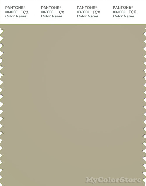 PANTONE SMART 15-0513X Color Swatch Card, Eucalyptus