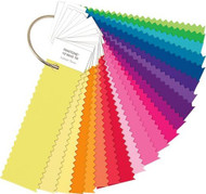 Pantone Nylon Brights come in 21 vibrant shades are ideal on their own or can be mixed together to create more intense color schemes.