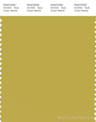 PANTONE SMART 15-0643X Color Swatch Card, Cress Green
