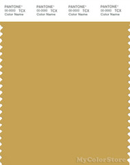 PANTONE SMART 15-0942X Color Swatch Card, Sauterne