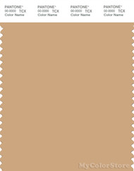 PANTONE SMART 15-1225X Color Swatch Card, Sand