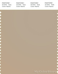 PANTONE SMART 15-1304X Color Swatch Card, Humus