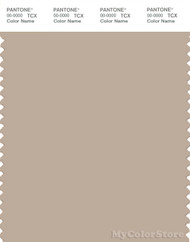 PANTONE SMART 15-1308X Color Swatch Card, Doeskin
