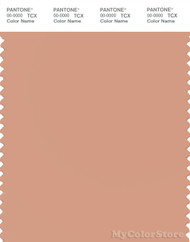 PANTONE SMART 15-1322X Color Swatch Card, Dusty Coral
