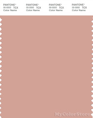 PANTONE SMART 15-1516X Color Swatch Card, Peachbeige