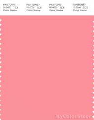 PANTONE SMART 15-1624X Color Swatch Card, Conch Shell