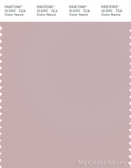 PANTONE SMART 15-1905X Color Swatch Card, Burnished Lilac