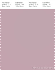 PANTONE SMART 15-2705X Color Swatch Card, Red Lilac