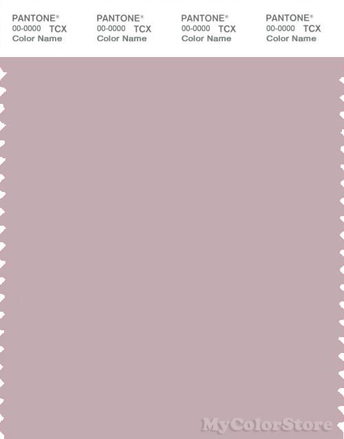 PANTONE SMART 15-2706X Color Swatch Card, Violet Ice