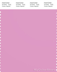 PANTONE SMART 15-2913X Color Swatch Card, Lilac Chiffon