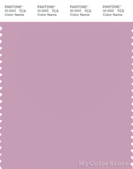 PANTONE SMART 15-3207X Color Swatch Card, Mauve Mist
