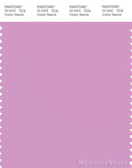 PANTONE SMART 15-3214X Color Swatch Card, Orchid